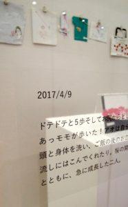 文章と刺繍日記