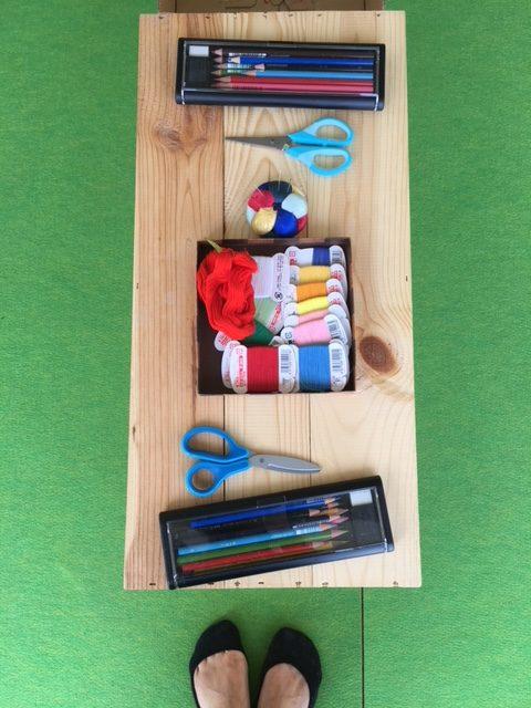 道具と材料